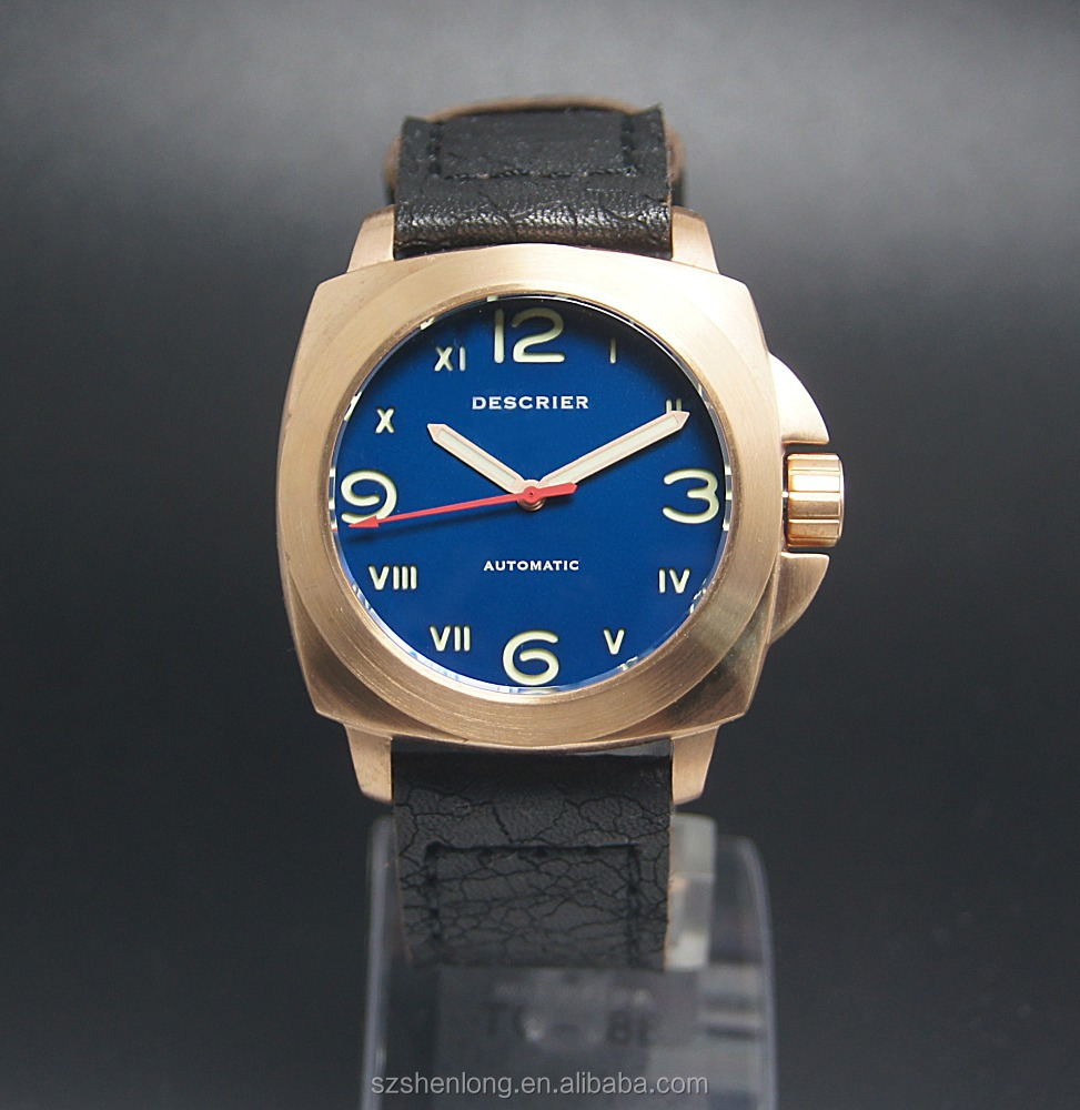 Alibaba.com custom own name brand wholesale watches men automatic made in Japan