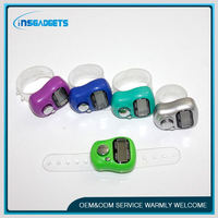 more colors for choice digital hand ring finger tally counters ,H0T250 mini counter