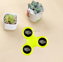 2017 Hot selling high speed fidget Spinner 2-4 mins spin toys tri spinner
