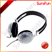 top selling bling crystal gifts headphone