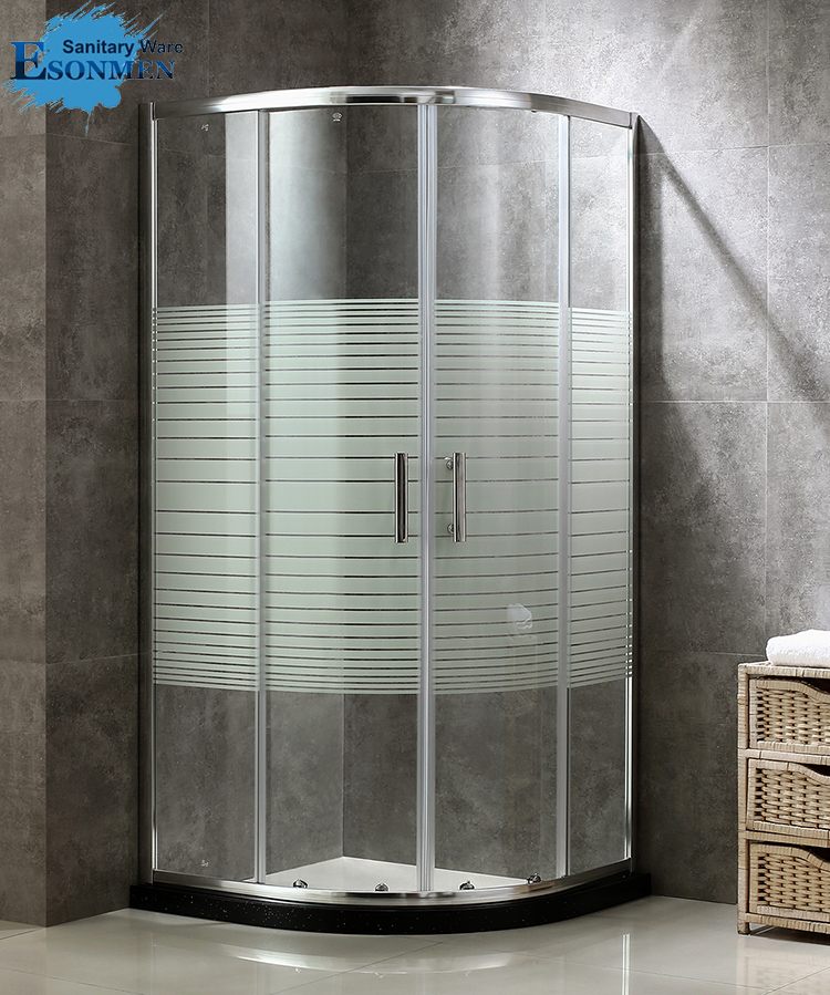 Bathroom Commode Shower Enclosure Doors