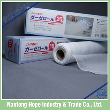 top quality Japan medical absorbent cotton gauze roll 30cm x 10m
