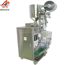 Automatic liquid condiment packaging machine filling machine ce approved