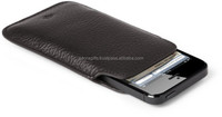 Wholesale leather mobile flip cover / best genuine leather sliding cover / flip cover / phone cases / cell cases / phone cover