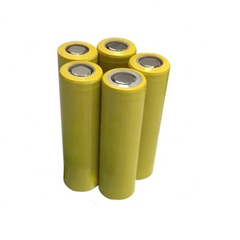 2000mAh Rechargeable Motive Power 18650AN Cell 3.7 Volt Low Self Discharge