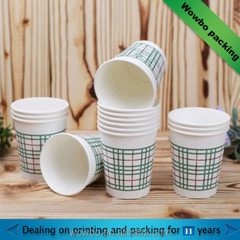 2016 New Design Popular Custom Made Paper Cup