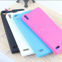 New arrival mobile phone case cove tpu case for huawei ascend p6 case