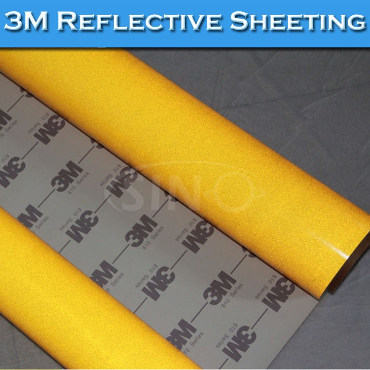 Original 3M 610 Series Reflective Material 3M Reflective Tape