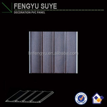 high quality pvc wall and ceiling panels for interior wall decorative