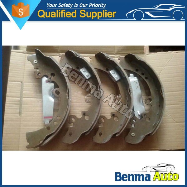 for Hilux brake shoe, auto brake shoes for Hilux 2009