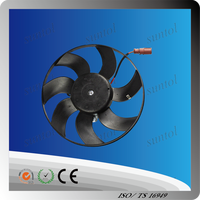 Automobile aircon Condenser Fan for refrigeration cooling system