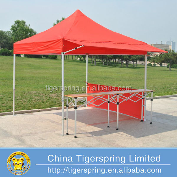Anti-corruption metal portable tents canopies