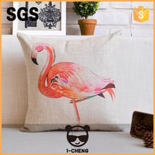 Creative home decor Flamingo design fashion cushion