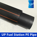 Fuel Station HDPE Fuel Pipe UPP pipe 63mm