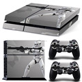 brand new vinyl decals for sony playstation4 ps4 console skin sticker