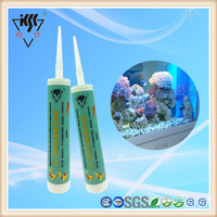 300ml Building Project Transparent High Quality Silicone Weatherability Sealant (alkoxy) For Big Glass Sealing