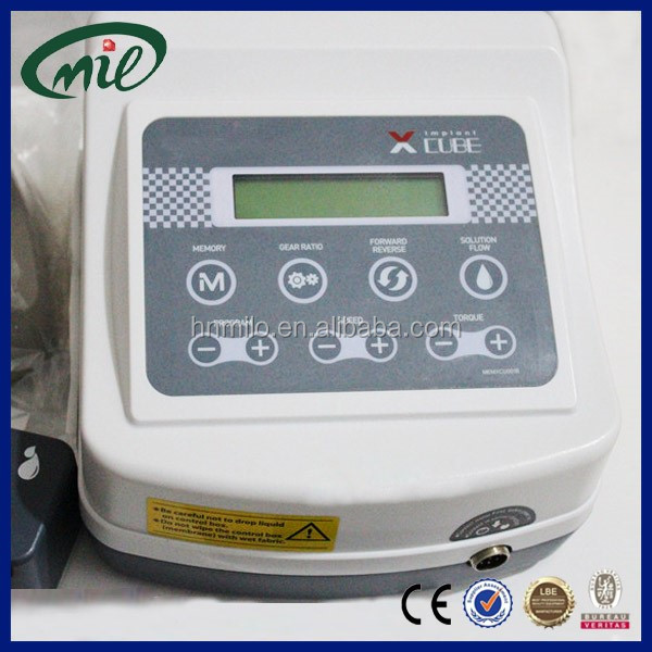 FDA approved Korea original dental surgery impant unit x-cube dental implant surgery motor