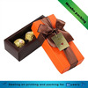 low price paper wedding candy box/chocolate favour box/baby shower gift box