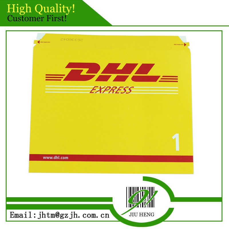 New! High quality printed Customized printed cardboard CD mailer mailing envelopes