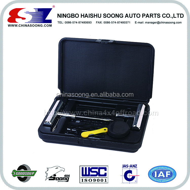 Motorcycle Tire repair kit