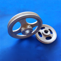 Non-standard Prime Quality Casting Aluminum Cord Pulley For Blinds