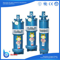 Good quality electric centrifugal submersible portable water pump