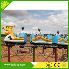 Flying train roller coaster dragon rides flying train roller coaster for sale