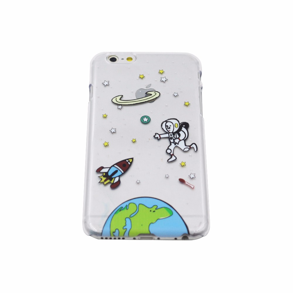 2016 New Design Pc Oem Custom Cartoon Character Cell Phone Case