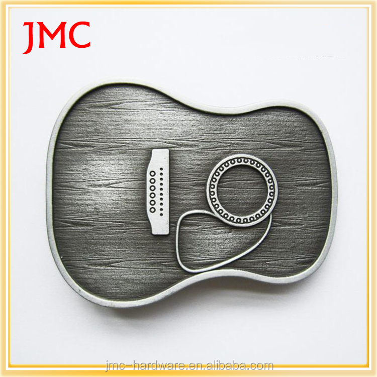 new design custom metal ODM country music belt buckle wholesaler