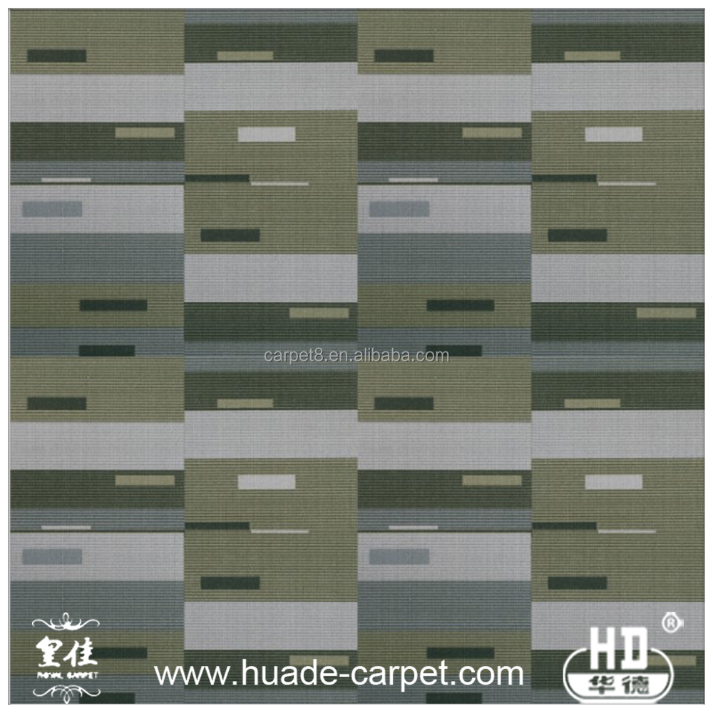 Customized Available Self-adhesive Removable Carpet Tiles 600x600