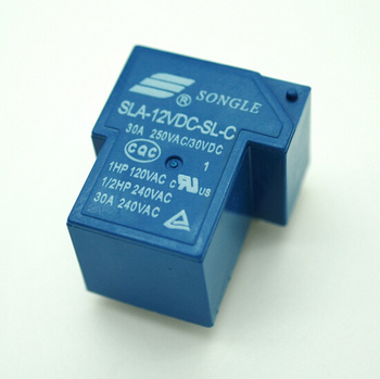 New and Original Songle Relay SLA-24VDC-SL-A