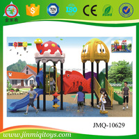 Plastic Playground Material and Outdoor Playground Type expandable fence