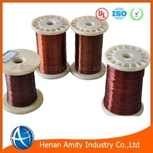 Single coat and double coat aluminum enameled wire price