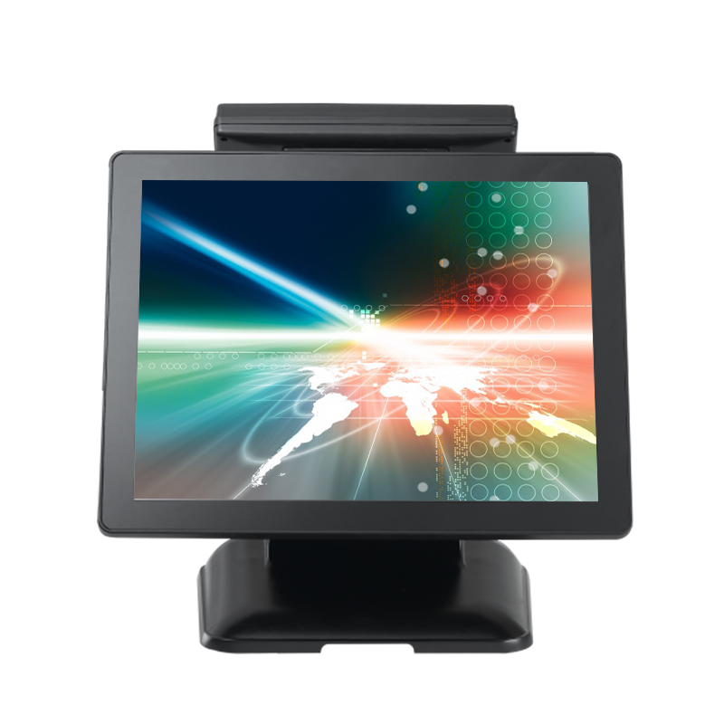 one touch screen pos,cheap pos system dual screen,android tablet pos all in one