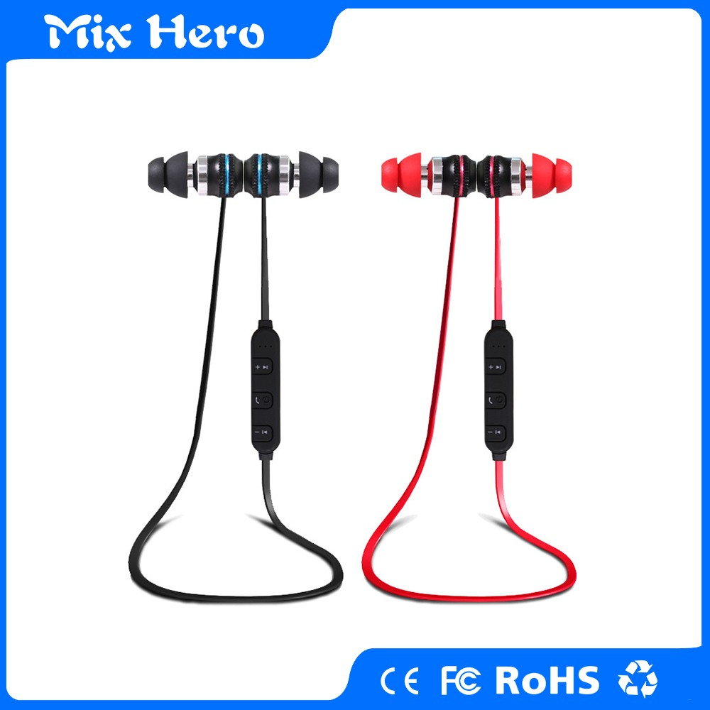China supplier factory price in ear bluetooth earphones wireless sport earbuds