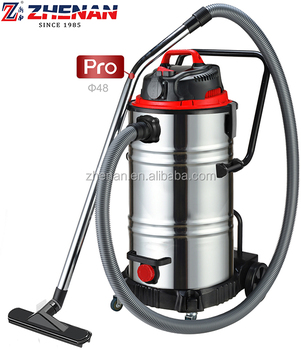 1600W new design big capacity 50L,60L,70L dry & wet industrial vacuum cleaner for car washing blowing, suction