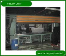 Tannery factory equipment for Italy leather vacuum dryer