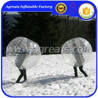 Transparent Bumper Ball sports inflatable adult bubble ball GB7297