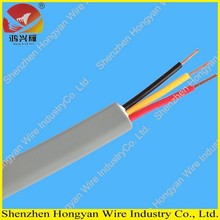 300/500V cooper conductor 4 core 4mm pvc cable
