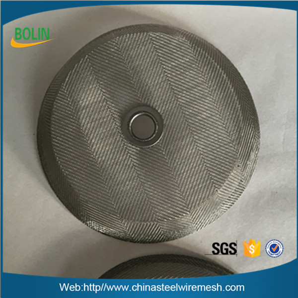 Alibaba China Reusable Stainless Steel Mesh French Press Coffee Maker Filter - Buy French Press ...