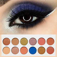 12 color high pigment tarte manly cosmetics no name shimmer mineral miss rose palette eyeshadow