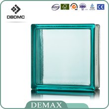 customized hollow glass block clear glass brick price