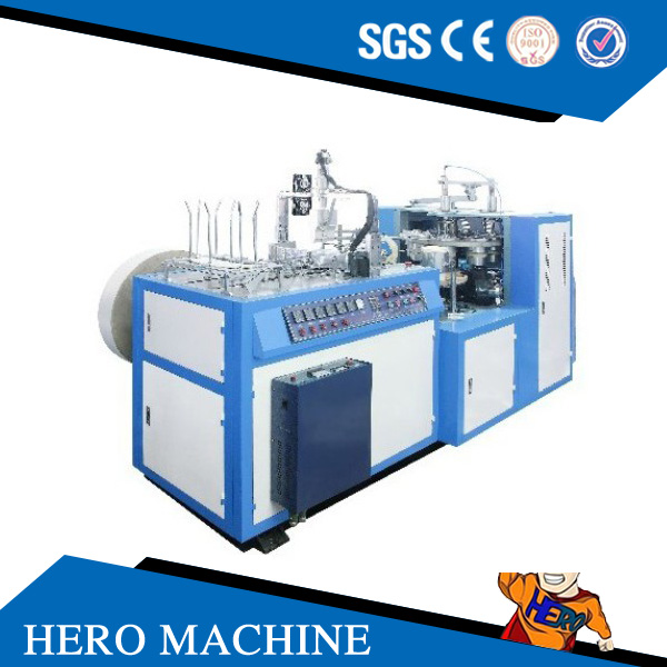 HERO BRAND automatic paper cup die cutting machine