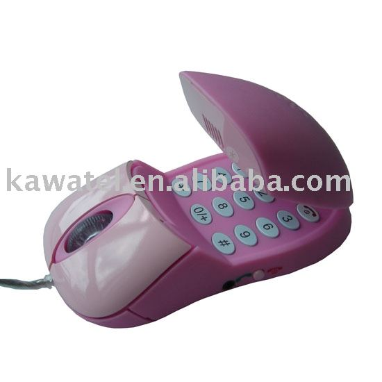 USB Mouse Phone