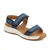 Ladies sandals pu sole New style 2016 fashion wedge heel sandal shoe women for footwear light and comfortable pu women shoes