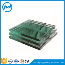 2017 Hot sale import colored laminated process glass