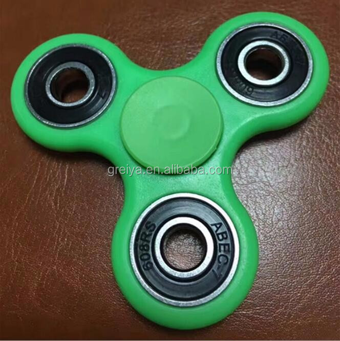 Greia All material color full or hybrid ceramic 608 bearing hand Spinner Fidget toy