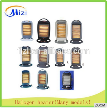heater 400W/800W/1200W/1600W electric halogen heater good quality from zhejiang ningbo heater