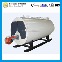 WNS series automatic oil fired /natural gas generator steam/ hot water boiler