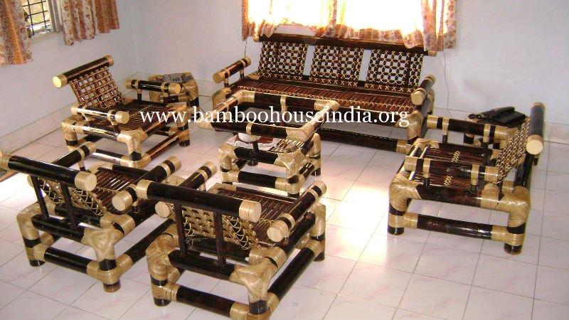 Bamboo Sofas Furniture Products Modern Haiku